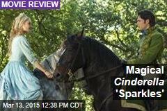 Magical Cinderella 'Sparkles'