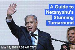 In Stunning Turnaround, Netanyahu Triumphs