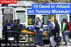 8 Dead in Attack on Tunisia Museum