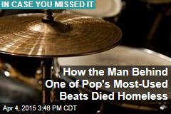 How the Man Behind One of Pop's Most-Used Beats Died Homeless