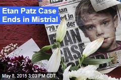 Etan Patz Case Ends in Mistrial