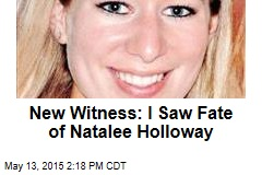 New Witness: I Saw Fate of Natalee Holloway