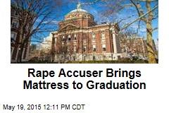 Rape Accuser Brings Mattress to Graduation