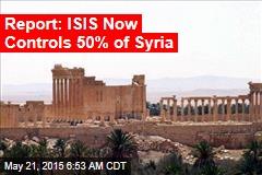 ISIS Overruns World Heritage Site