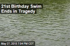 Birthday Swim With Rock Ends in Tragedy