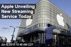 Apple Unveiling New Streaming Service Today