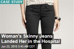 Skinny Jeans Mean Don't Squat
