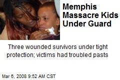Memphis Massacre Kids Under Guard