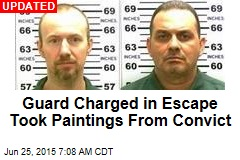 2nd Worker at Prison Charged in Escape