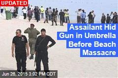 Gunmen Raid Mediterranean Beach Resort, Kill 27