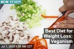 Best Diet for Weight Loss: Veganism