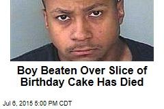 Boy Beaten to Death Over Slice of Birthday Cake: Cops