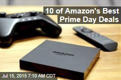 10 of Amazon's Best Prime Day Deals