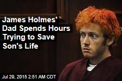 James Holmes' Father: He Was an 'Excellent Kid'