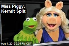 Miss Piggy, Kermit Split
