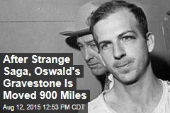 After Strange Saga, Oswald's Gravestone Returns Home