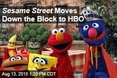 Sesame Street Moves Down the Block to HBO