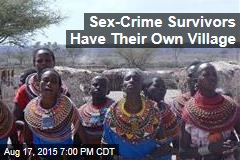 In This Village, It's No Men Allowed