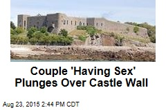 Couple 'Having Sex' Plunges 40 Feet Over Castle Wall