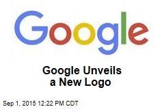 Google Unveils a New Logo