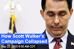 How Scott Walker's Campaign Collapsed