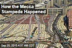 How the Mecca Stampede Happened