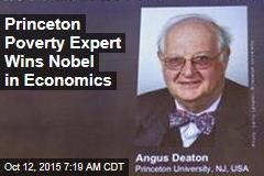 Princeton Poverty Expert Wins Nobel in Economics