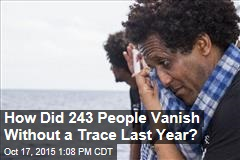 How Did 243 People Vanish Without a Trace Last Year?