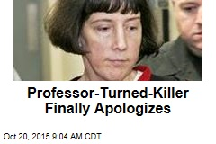 UAH Prof-Turned-Killer Finally Apologizes