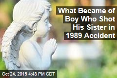 What Became of Boy Who Shot His Sister in 1989 Accident