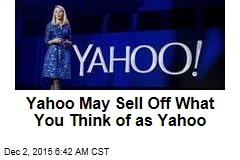 Report: Yahoo Board Thinking About Selling Up