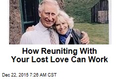 How Reuniting With Your Lost Love Can Work