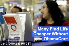 Many Prefer IRS Fines to Buying ObamaCare