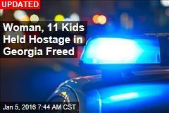 Woman, 11 Kids Held Hostage at Georgia Hotel