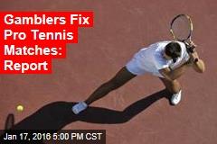 Match-Fixing Haunts Professional Tennis: Documents