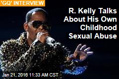 R. Kelly Talks About His Own Childhood Sexual Abuse