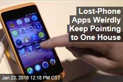 Stolen Phones Keep Leading to Very Confused Atlanta Couple