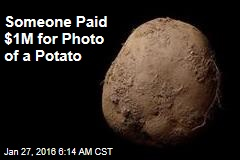This Photo of a Potato Sold for $1M