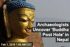 Archaeologists Find Evidence of Buddha Sermon in Nepal