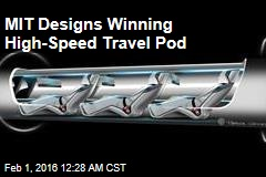 MIT Designs Winning High-Speed Travel Pod
