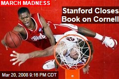 Stanford Closes Book on Cornell