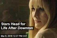 Stars Head for Life After Downton