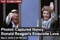 Photos Captured Nancy, Ronald Reagan's Exquisite Love
