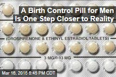 A Birth Control Pill for Men Is One Step Closer to Reality