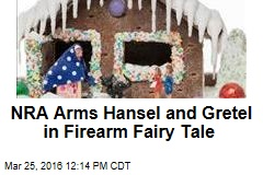 NRA Arms Hansel and Gretel in Firearm Fairy Tale