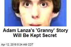 Adam Lanza's Writings Will Be Kept Secret
