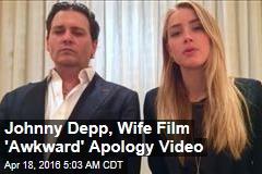 Depp's Wife Pleads Guilty in Aussie Dog Case