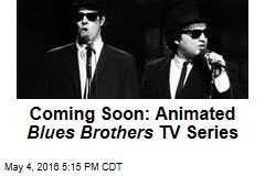 Coming Soon: Animated Blues Brothers TV Series