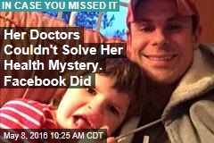 Facebook Post Helps Girl Get Rare Diagnosis