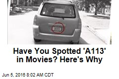 Have You Spotted 'A113' in Movies? Here's Why